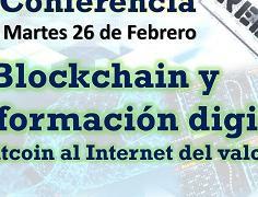 Actualidad - Charla sobre Blockchain en la EUEE